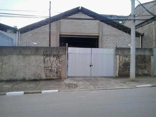 Imagem 1 de 20 de Galpão Industrial À Venda, Cidade Industrial Satélite De São Paulo, Guarulhos. - Ga0013