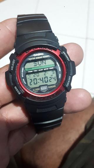 Relogio Casio G Shock Gear Titanium