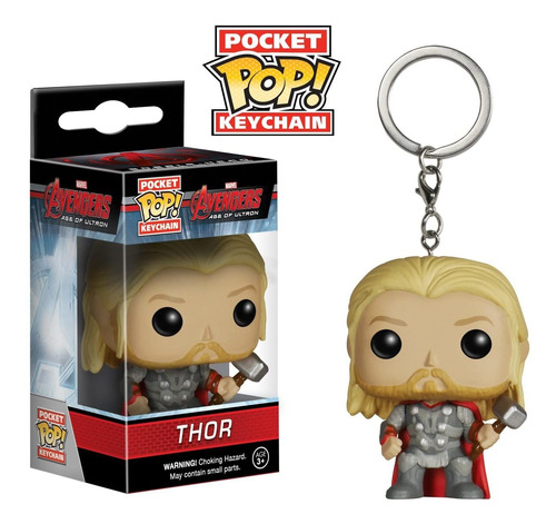 Funko Pop Keychain Thor Avengers Age Of Ultron