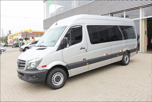 Sprinter 2019 415 0km Bigvan Executiva Elite 19 London Prata