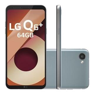 Lg Q6+plus Platina 64gb
