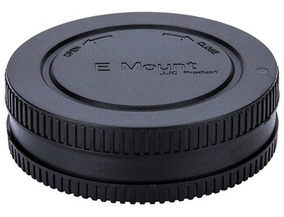 Tampas Jjc L-r9 Para Lente E Corpo Da Câmera Sony E Mount