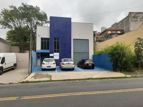 Imagem 1 de 12 de Galpão À Venda, 297 M² Por R$ 990.000,00 - Jardim Do Trevo - Campinas/sp - Ga0669