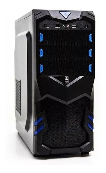 Cpu Gamer Core I7 8gb Ddr3 Ssd 240 Hd Placa De Video 1gb