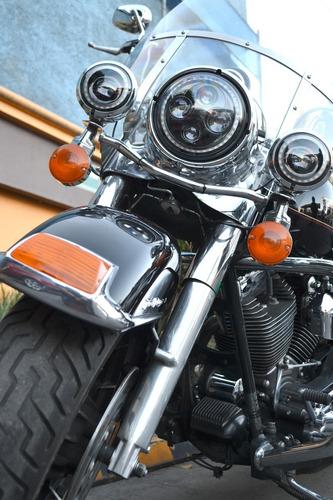 Imagen 1 de 15 de Impecable Harley Road King 1450 Excelentes Condiciones