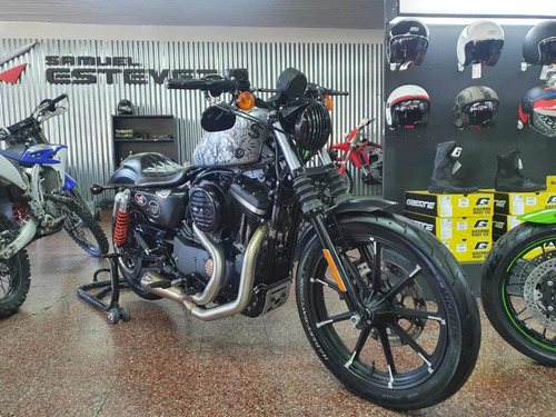Imagen 1 de 12 de Harley Davidson Iron 883 2016