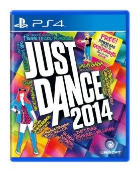 Jogo Just Dance 2014 - Ps4 Mídia Física