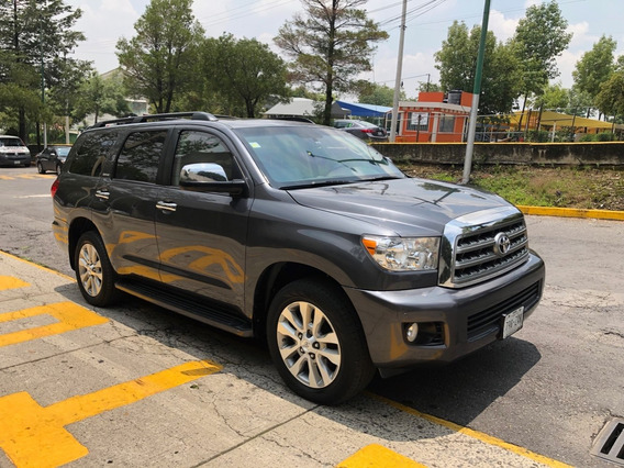 Toyota Sequoia 2013 Limited Blindada N3 Plus Impecable!!