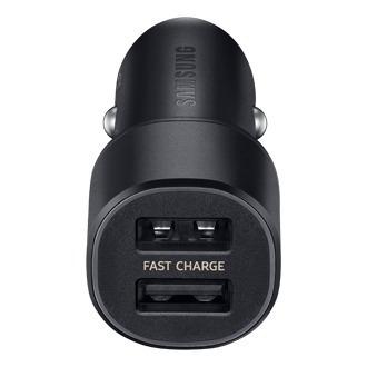Carregador Veicular Ultra-rápido (2 Portas Usb) - 2a - Samsung