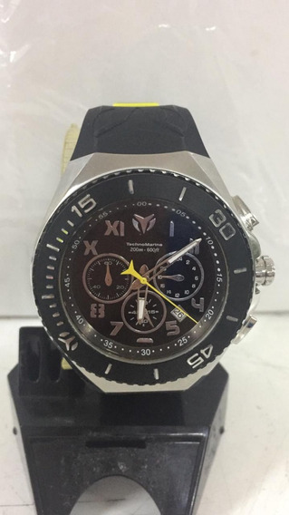 Reloj Techno Marine 200m-600ft