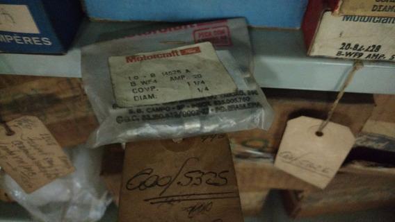Fusivel 20 A 1/4 X 1 1/4 Americano 20 Pcs Original Ford