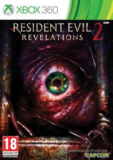 Juego Resident Evil Revelations 2 Xbox 360 Nuevo Original