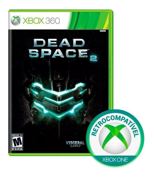 Dead Space 2 Xbox 360 Mídia Física Lacrado Nfe