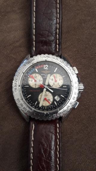 Relógio Breintlig Shark Chonographe