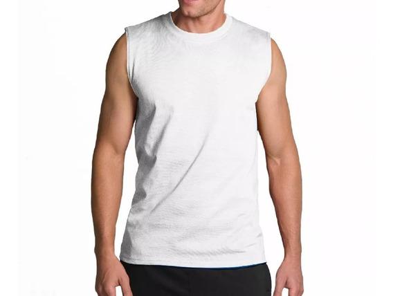 Camiseta Playera Sin Manga Paquete 4 + 2 Polo