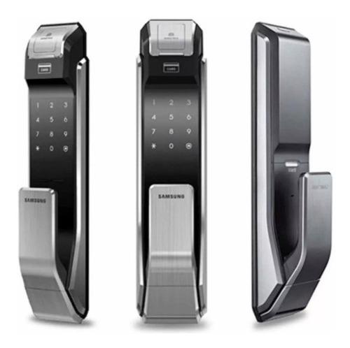 Cerradura Digital Biométrica Pull Push Samsung