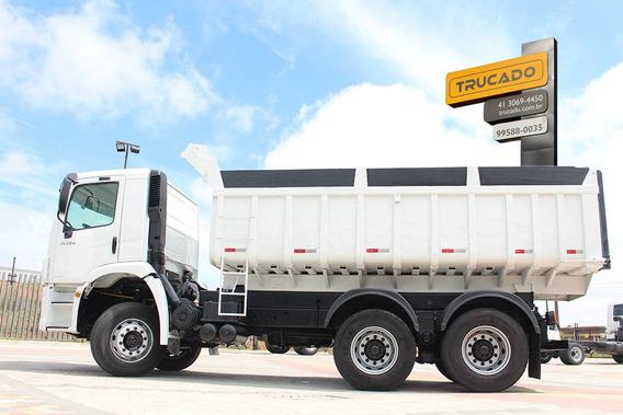 Vw 31280 6x4 Truck 2015 - Caçamba Para Reta 16