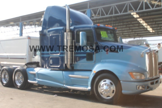 Tractocamion Kenworth T660 2010 100% Mex. #2961