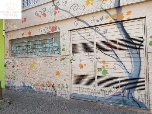 Linda Casa Na Mooca Com 3 Dorm E Amplo Quintal - Ca00439 - 68101972