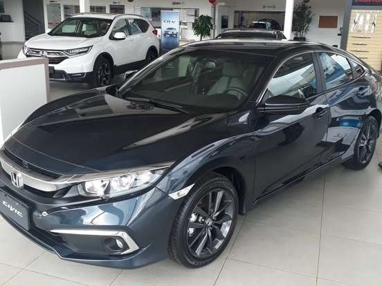 Honda Civic 2.0 16v Flexone Ex 4p Cvt 2020