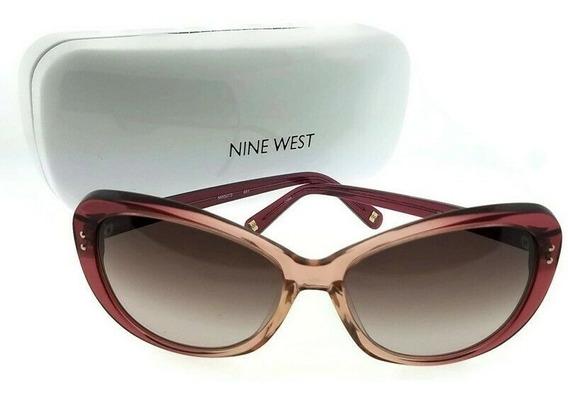 Gafas Lentes De Sol Nine West Tortoise Nw507s-651 Women