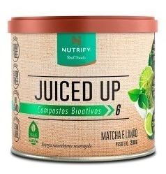 Matchá Café Verde+cúrcuma+gengibre+pimenta+guaraná Limao