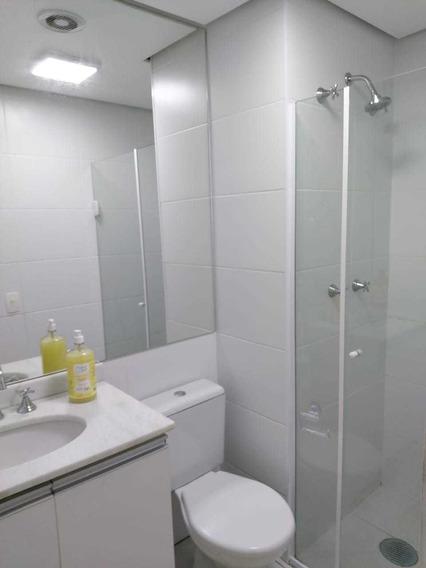 Apartamento 57mts 2 Dormitórios 2 Banheiros Área Gourmet