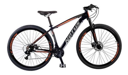 Bicicleta Notus 29 Freio Disco Hidraulico 21 Marchas