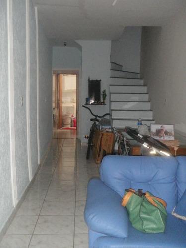 Imagem 1 de 11 de Sobrado Com 3 Dormitórios À Venda, 68 M² Por R$ 295.000,00 - Vila Formosa - São Paulo/sp - So0003