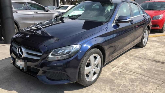 Mercedes-benz Clase C 1.6 180 Cgi At 2015