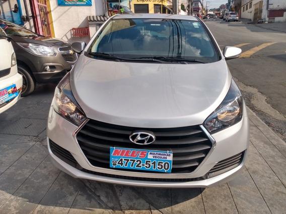 Hyundai Hb20 1.6 Comfort Plus Flex Aut. 5p 2017