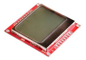 Display Lcd Nokia 5110 Para Arduino E Outros!!!