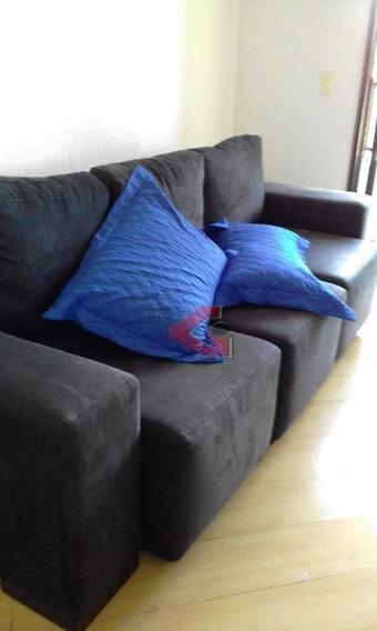 Apartamento Com 1 Dormitório Para Alugar, 55 M² Por R$ 1.230/mês - Jardim Do Mar - São Bernardo Do Campo/sp - Ap2878