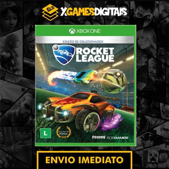 Rocket League Xbox One Midia Digital + 1 Jogo Grátis