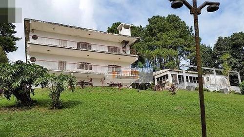 Chácara Residencial À Venda, Jardim Vista Alegre, São Bernardo Do Campo. - Ch0037