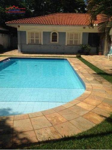 Casa Com 4 Dormitórios À Venda, 600 M² Por R$ 1.600.000,00 - Jardim Floresta - Atibaia/sp - Ca4625