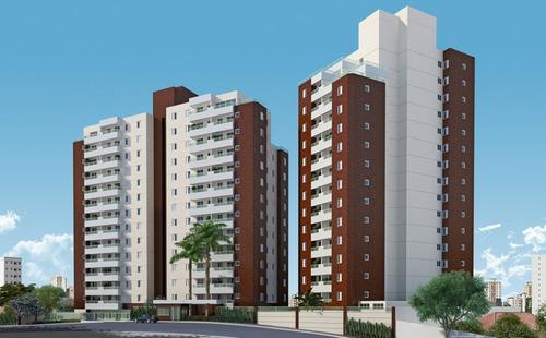 Imagem 1 de 30 de Apartamento Novo No Bairro Demarchi - São Bernardo Do Campo-sp - 3324