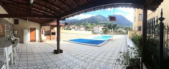 Apartamento Para Venda Em Teresópolis, Jardim Cascata, 2 Dormitórios, 1 Banheiro - Ap103