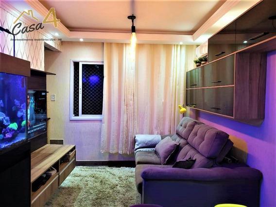 Sobrado Em Condomínio Fechado Com 2 Dormitórios À Venda, 106 M² Por R$ 230.000 - Vila Falchi - Mauá/sp - So0131