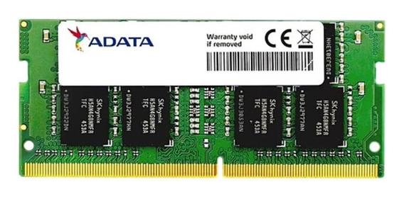 Memória RAM 4GB 1x4GB Adata AD4S2400J4G17-S