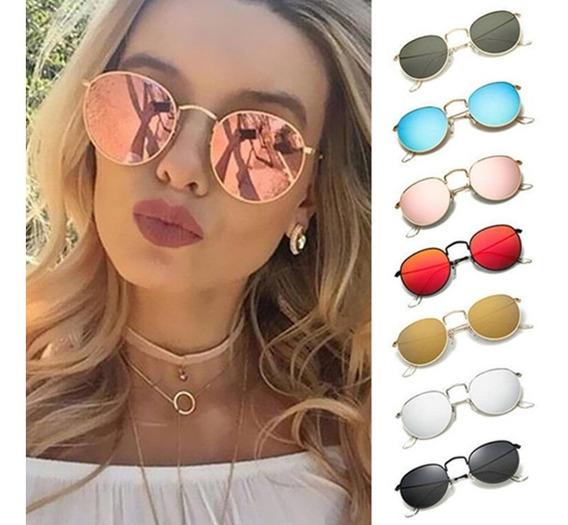 Lentes De Sol Violeta Antireflejantes Uv400 Gafas Para Mujer