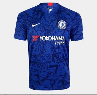 Camisa Chelsea Azul Original - 2019/20 - Frete Grátis - - Envio Imediato - Pronta Entrega - Super Promoção