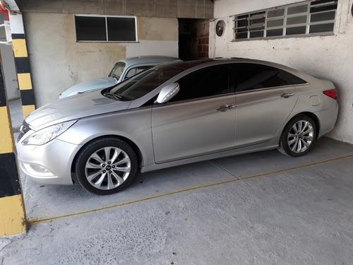 Hyundai Sonata 2013 2.4 16v Aut. 4p