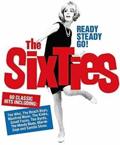 Ready Steady Go: The 60s Ready Steady Go: The 60s Cd X 3