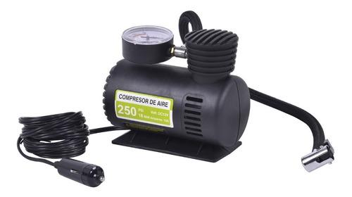Mini Compressor De Ar Automotivo Portátil 250 Psi - Klatter
