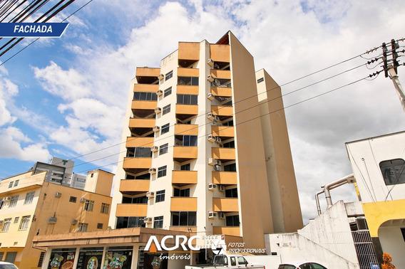 Acrc Imóveis - Apartamento Mobiliado Com Sacada Para Venda No Bairro Victor Konder - Ap03386 - 67616348