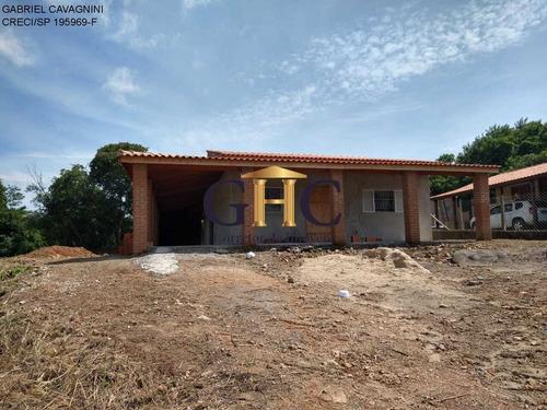 Vendo Chácara No Bairro Quintas De Pirapora - Salto De Pirapora/sp. Área Terreno: 1000 M² - Ch00009 - 69191039