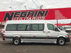0 Km-mercedes Benz Sprinter Van2.2 Cdi 415 Extralonga 2019