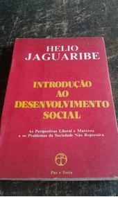 Introdução Ao Desenvolvimento Social/frete Grátis