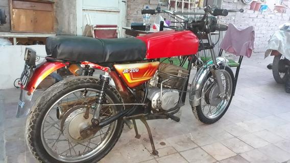 Zanella 200 Cc